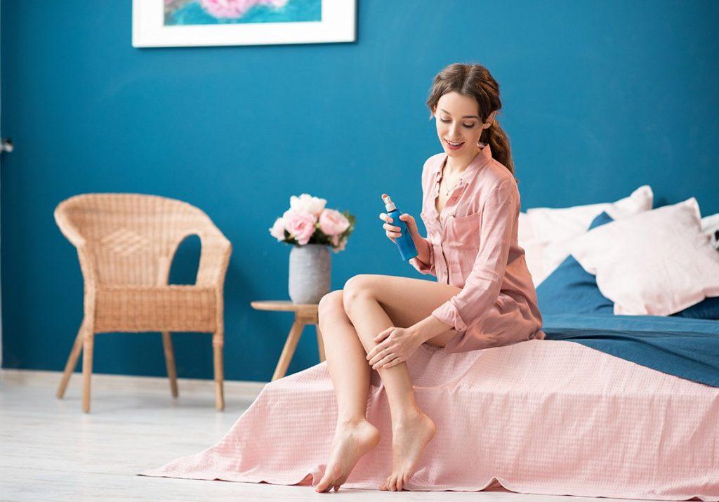 نصائح للعناية بالجسم للمقبلات على الزواج